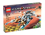 LEGO Mars Mission mx-81 Hypersonic Spacecraft - LEGO