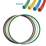 Gymnastikreifen Hula-Hoop Reifen 80 cm Durchmesser Farbe: blau - 112035-02