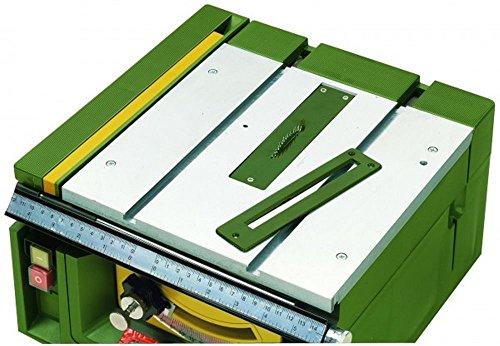 Proxxon Tischkreissäge-Feinschnitt FET, 1 Stück, grün / silber / schwarz / gelb / orange / rot, 27070 - 3