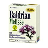 BALDRIAN MELISSE Kapseln 60 St Kapseln