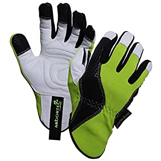Arbortec AT1550 XT Work Gloves Class 0 Chainsaw (10)