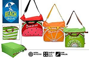 ColorBaby Bolsa Playa Fruity Summer 36X20X53CM SDOS 80315