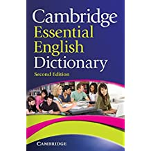Cambridge Essential English Dictionary (Cambridge Essential Eng Dictio)
