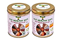 100% Organic Multigrain Health Mix Pack of 2 500g Each (Now in eco Friendly Steel Container)
