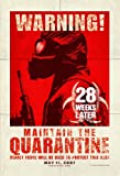 28 Weeks Later Affiche du film Poster Movie 28 semaines plus tard (27 x 40 In - 69cm x 102cm) French Style B