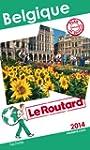 Le Routard Belgique 2014