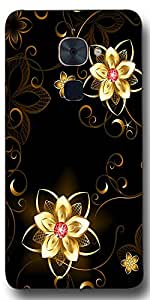 FROST IMAGES High Quality Silicon Printed Designer Back Cover for LeEco Le 2