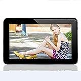 Cewaal N98 9 pulgadas Tablet PC Wifi, Quad Core Android 4.4, 1GB RAM + 8GB ROM 32GB Expansión, Cámara Doble 0.3MP+2MP, Bluetooth OTG HD 1024x600 de Pantalla, Con Funda de Teclado
