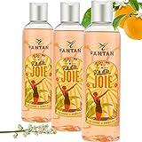 3er Set - Französisches Vintage Duschgel Joie - Un Air d'Antan Exclusiv Parfum : Erfreuliche...
