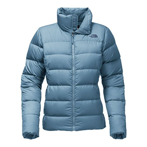 The North Face womens NUPTSE JACKET NF0A33P9UBP_L - PROVINCIAL BLUE (North Face Womens Nuptse Jacket)
