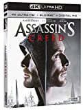 Locandina Assassin's Creed (4K + 2 Blu-Ray)