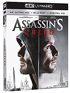 Assassin's Creed (4K + 2 Blu-Ray)