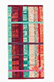 Desigual-Asciugamano da doccia-Telo mare 86x 160cm Love Tartan multicoloreBreve descrizioneStrisce diversa. Il telo da bagno Love Tartan di Desigual. Le strisce sono in diverse stampe e colori. Un asciugamano di classe speciale. Questo telo da ...