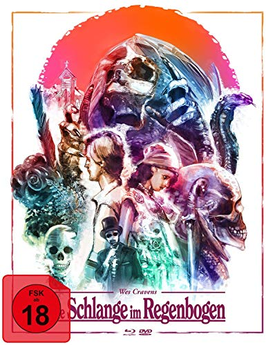 Die Schlange im Regenbogen (Wes Cravens) - Mediabook (+ 2 DVDs) [Blu-ray]