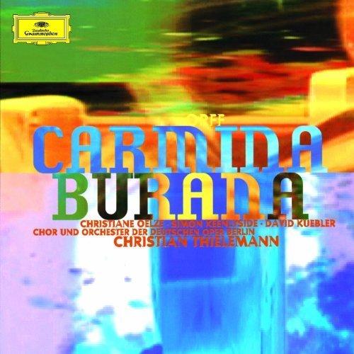 Orff: Carmina Burana by Thielemann, Christian (2011-05-24?