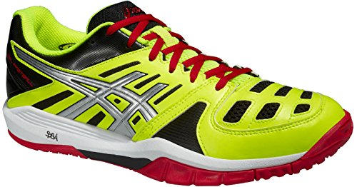 ASICS Gel-Fastball Indoor Court Shoes Yellow Test