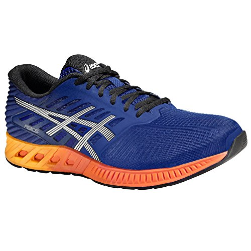 ASICS Fuzex, Baskets Homme, Bleu, UK