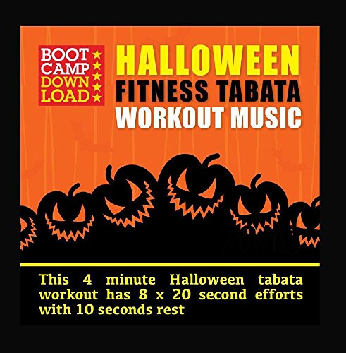 Halloween Fitness Tabata Workout Music