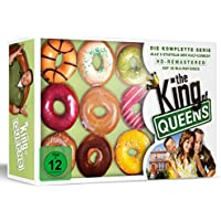 The King of Queens-HD Gesamtbox -Donut Edition