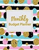 Monthly Budget Planner: Weekly Expense Tracker Bill Organizer Notebook Business Money Personal Finance Journal Planning Workbook size 8.5x11 Inches ... Volume 3 (Expense Tracker Budget Planner)