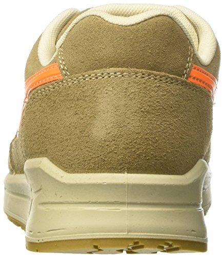 Diadora D-Jump Low S3 Esd, Chaussures de Travail Mixte Adulte Beige (Beige Safari/arancio Flame)