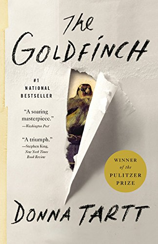 Buchseite und Rezensionen zu 'The Goldfinch: A Novel (Pulitzer Prize for Fiction)' von Donna Tartt