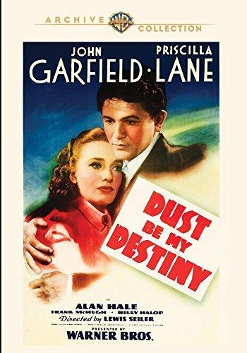 Dust Be My Destiny DVD-R by John Garfield - John Garfield