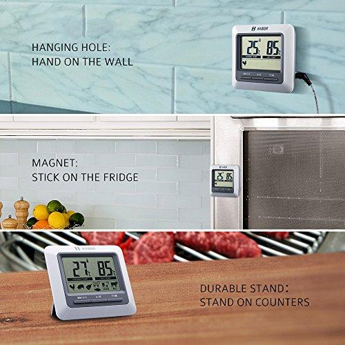 Zoom IMG-3 habor termometro cucina digitale