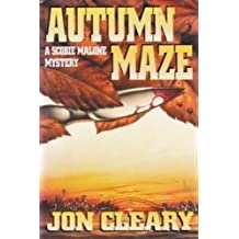 Autumn Maze by Jon Cleary (1995-05-06)
