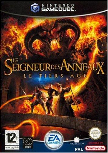 Le seigneur des anneaux le tiers age - GameCube - PAL - Gamecube Tier