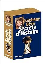 Coffret secrets d'histoire 2 volumes de Stéphane Bern