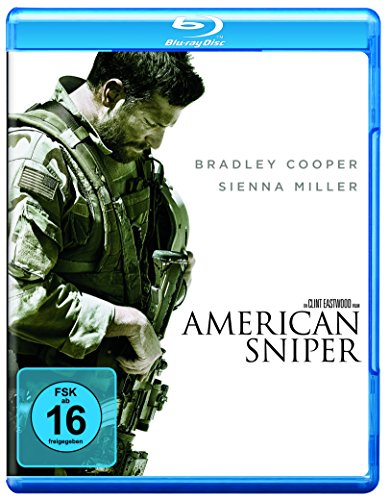 BD * American Sniper [Blu-ray] [Import anglais]