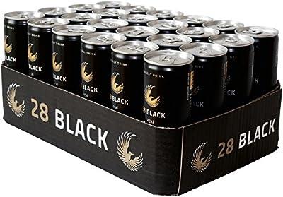 28 Black Acai Energy, 24er Pack, Einweg (24 x 250 ml)