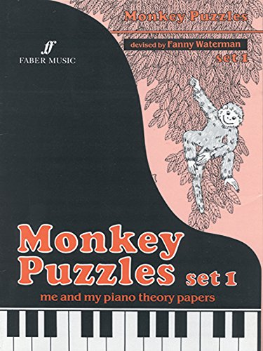 Monkey Puzzles: Theory Papers Set 1 (Waterman/Harewood Piano)