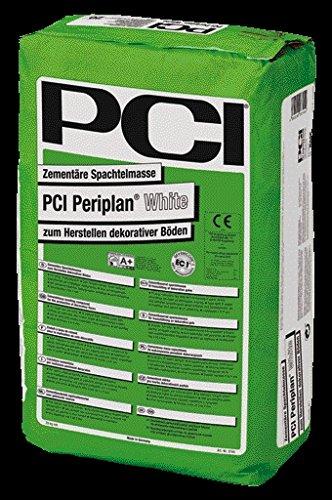 PCI PERIPLAN WHITE Zementspachtel 20kg