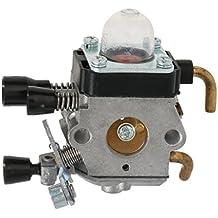 raysen Zama Carburador para Stihl Motosierra FS55FC55FS45C1q de S71C1q de S97a c1q de s143C1q de S153C1q bdp-s186C1q bdp-s186a CIQ-100s186b 4140120061941401200619B