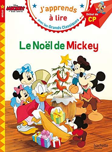 Le Noël de Mickey CP Niveau 1 par Isabelle Albertin