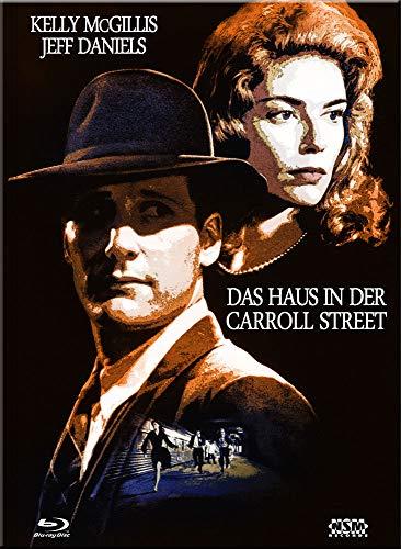 Das Haus in der Carroll Street [Blu-Ray+DVD] - uncut - limitiertes Mediabook Cover A