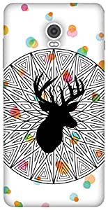 The Racoon Grip The Poser hard plastic printed back case / cover for Lenovo Vibe P1