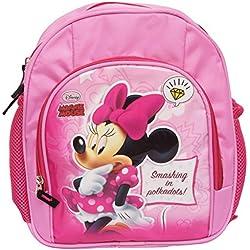 Disneyjunior 12 Litres Kids Backpack In Disney Junior Characters (Minnie Mouse) Pink