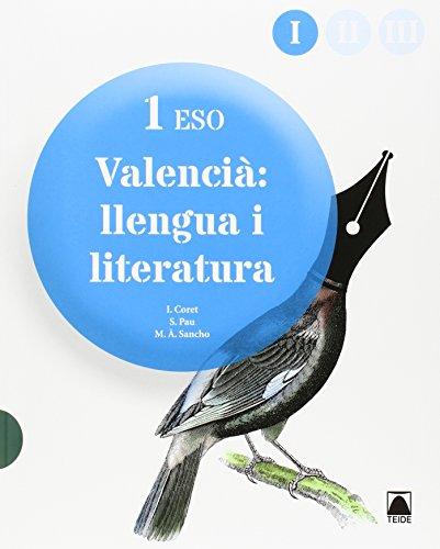 Valencià: llengua i literatura 1 - 9788430789795 por Imma Coret i Gimeno
