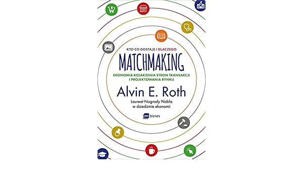 matchmaking alvin roth