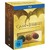 Game Of Thrones - Staffel 5 (Exklusive lim. Box + 3 Dracheneier) [Blu-ray]