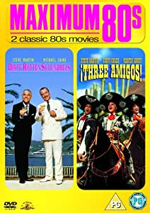 Dirty Rotten Scoundrels / Three Amigos! (Double Pack) [DVD]