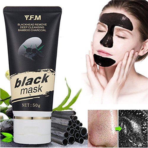 Masque Noir Y.F.M, Anti-Point Masque,...