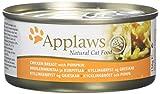 Applaws Hühnchenbrust & Kürbis, 24er Pack (24 x 200 g)