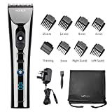 Best Cordless Clippers - WONER Cordless Hair Clippers for Men Professional Rechargeable Review
