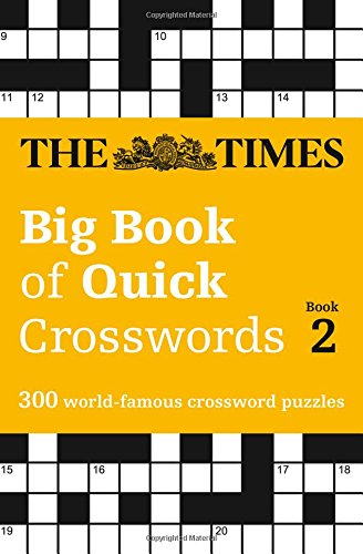 the-times-big-book-of-quick-crosswords-book-2-300-world-famous-crossword-puzzles