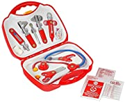 "[product details]  b>  the ""Klein doctor set M"", in young children's toys of finely wrought, such as mistaking the real thing, you can pretend play fun. And stethoscope, Instrument not miss doctor pretend has been set to injection...."