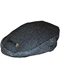 Guinness - Casquette plate tweed pour hommes